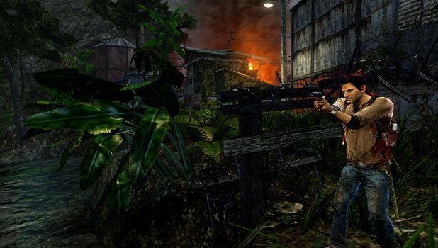 'Uncharted: Golden Abyss' screenshot