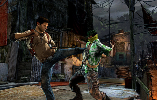 Gaming Review: Uncharted: Golden Abyss