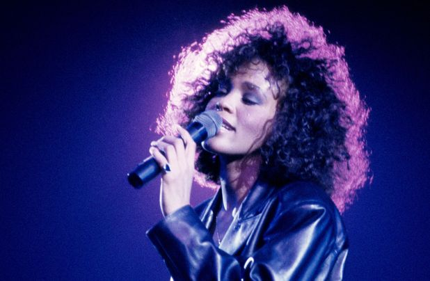 Whitney Houston: Music Achievements