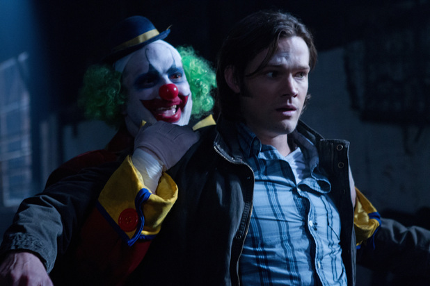 Supernatural S07E14: 'Plucky Pennywhistle's Magic Menagerie'