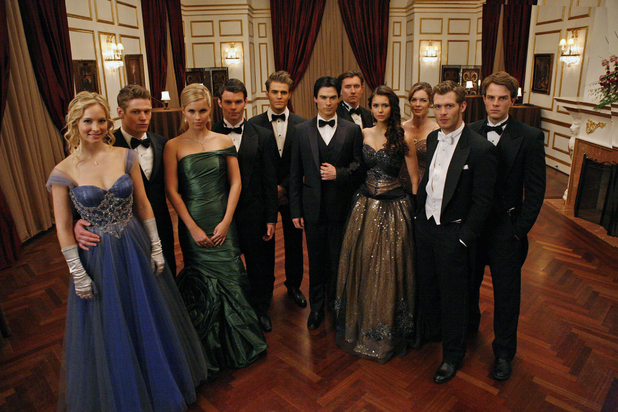 The Vampire Diaries S03E14 - 'Dangerous Liaisons'