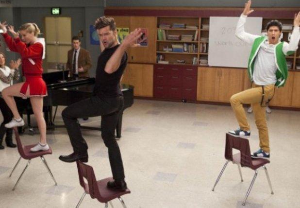 Ricky Martin, Glee