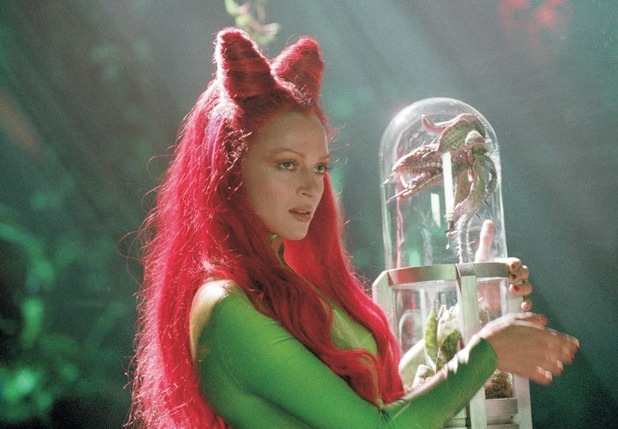 Uma Thurman (as Poison Ivy)
