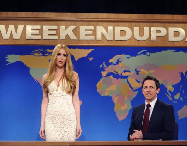 Kristen Wiig, SNL