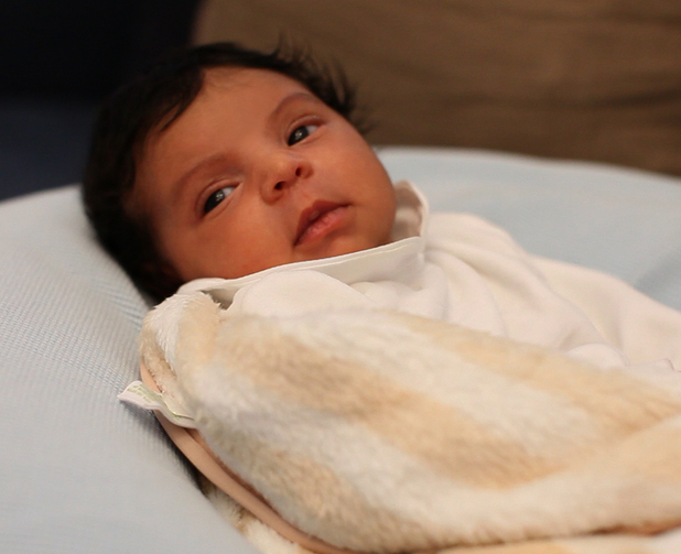 Blue Ivy Carter - First Pictures