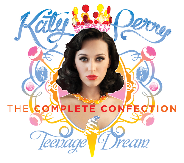 Katy Perry 'The Complete Confection'