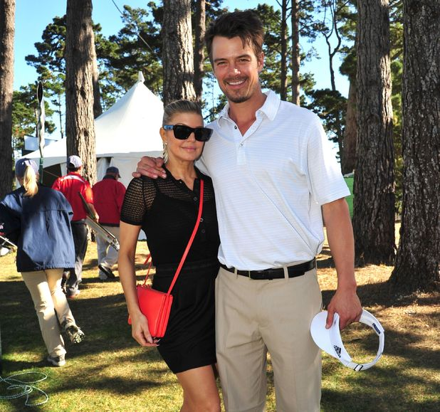 Josh Duhamel, Fergie