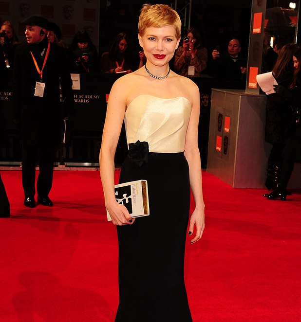 Michelle Williams, George Clooney, more: BAFTAs 2012 best/worst dressed