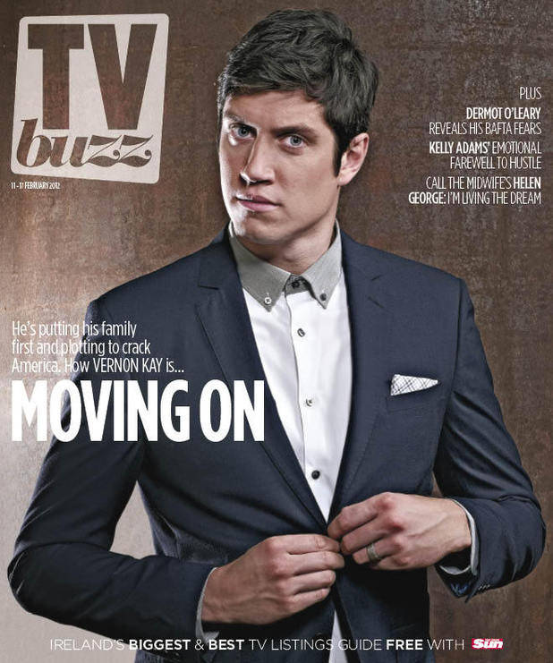 TV Buzz: Vernon Kay