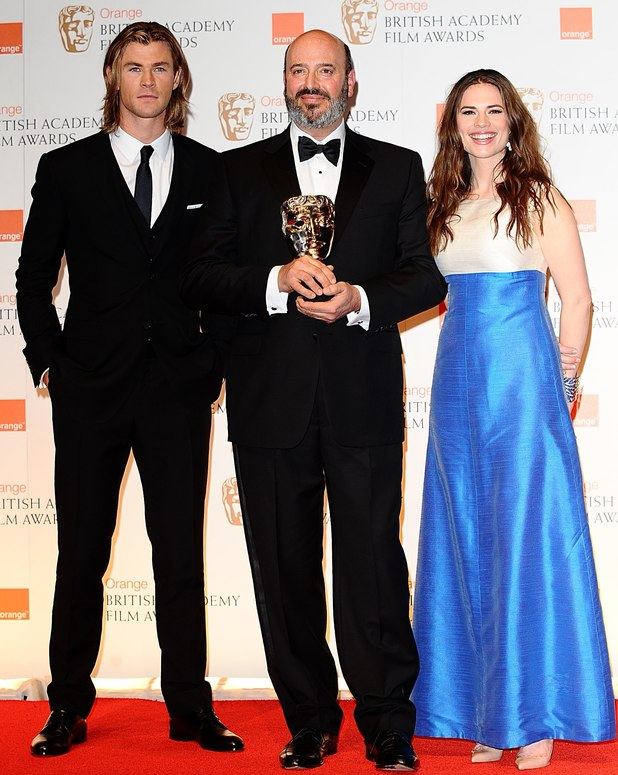 Bafta Awards 2012: Winners