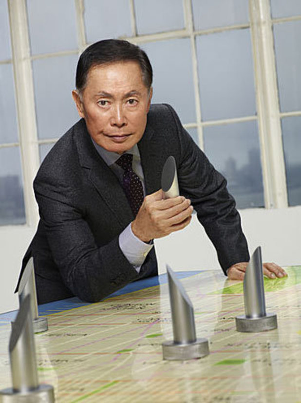 The Celebrity Apprentice: George Takei