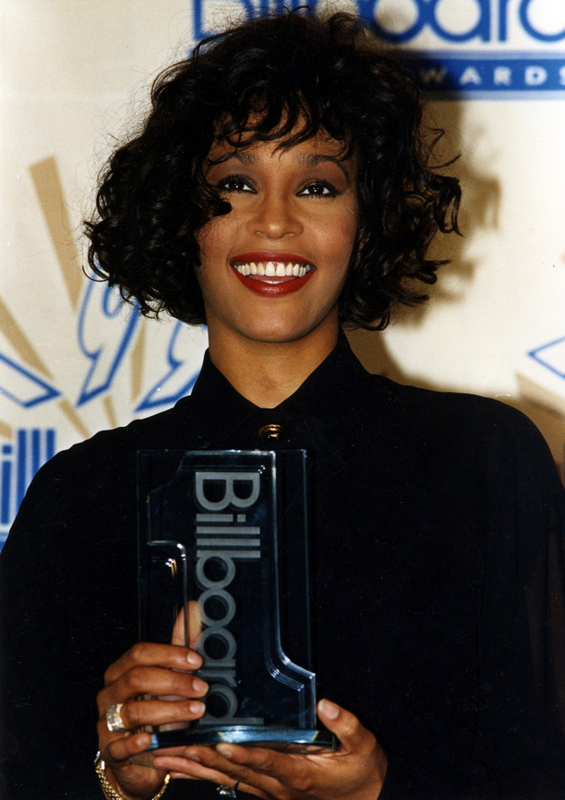 Whitney Houston Music Achievements