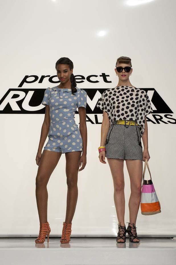 Kenley Collins and Mondo Guerra's designs