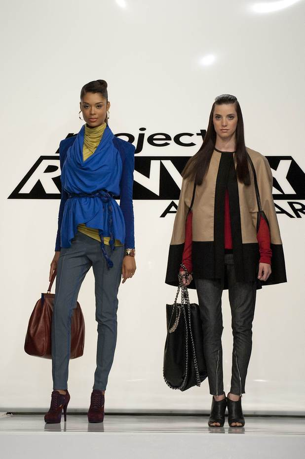 Rami Kashou and Mila Hermanovski's designs