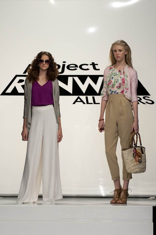Project Runway All Stars - Episode 6 - Final Designs