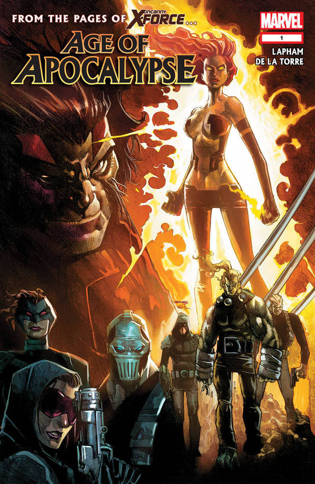 Age of Apocalypse preview