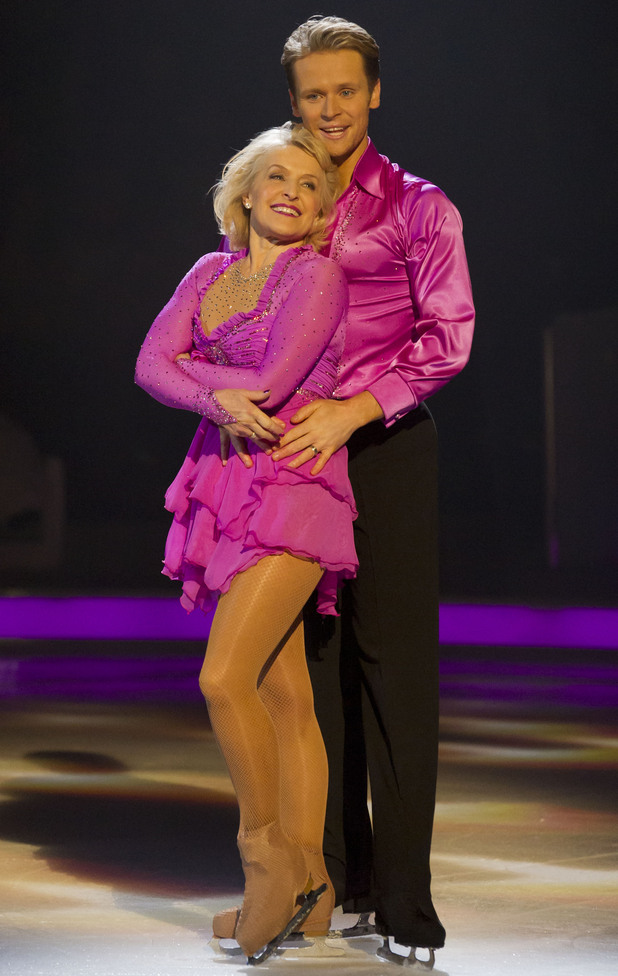 Rosemary Conley and Mark Henretty 