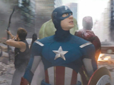 The Avengers, still, Super Bowl