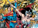 Ivan Reis and Joe Prado reveal new versions of Batman, Superman and Wonder Woman.