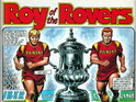 Roy of the Rovers artist Mike White passes away after a lengthy illness.