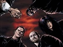 The studio abandons The Boys, a film based on Garth Ennis's comic.