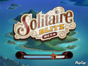 PopCap's aquatically-themed card game Solitaire Blitz is coming to Facebook.