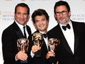 The Artist leads the 2012 BAFTAs with seven wins, including 'Best Film' and 'Best Director'.
