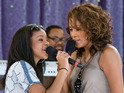 Whitney Houston's daughter also says she wants to continue late mother's legacy.