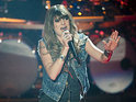 Rock singer impresses readers with her performances ahead of tonight's live final.