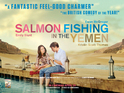 Digital Spy unveils the exclusive poster for Ewan McGregor's Salmon Fishing in the Yemen.