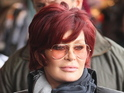 "Sharon Osbourne jokes that her fellow AGT judge is ""very straight""."