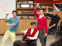 The Glee 'Live! In Concert!' tour has been canceled for 2012.