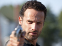 The Walking Dead's Andrew Lincoln discusses a new plot development.