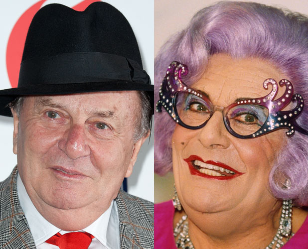 Barry Humphries, Dame Edna
