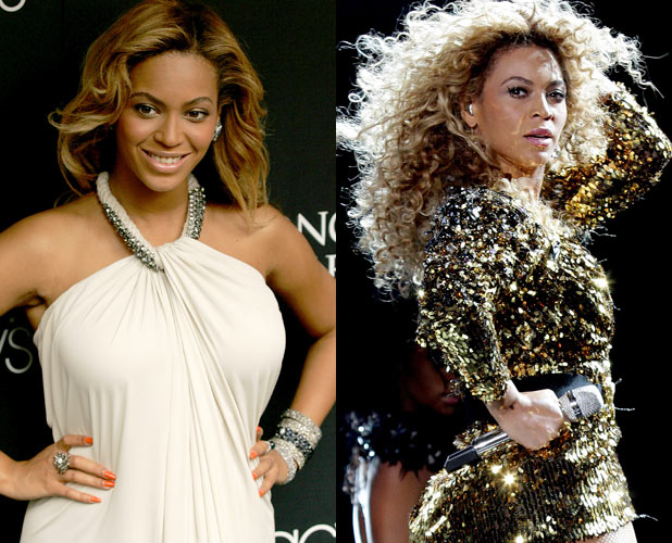 Beyoncé and Sasha Fierce
