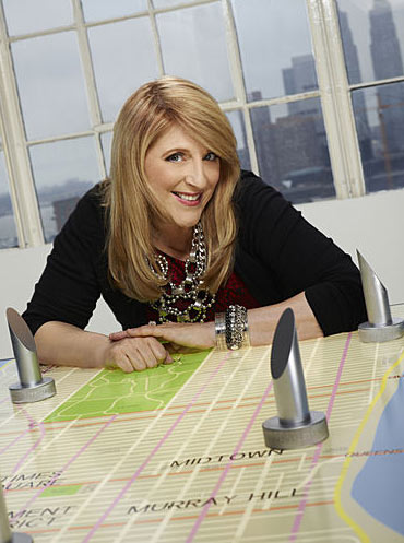The Celebrity Apprentice: Lisa Lampanelli