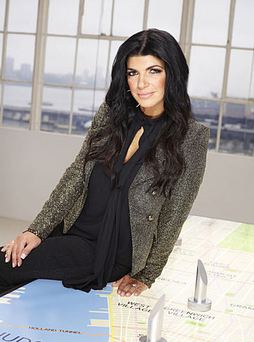 The Celebrity Apprentice: Teresa Giudice
