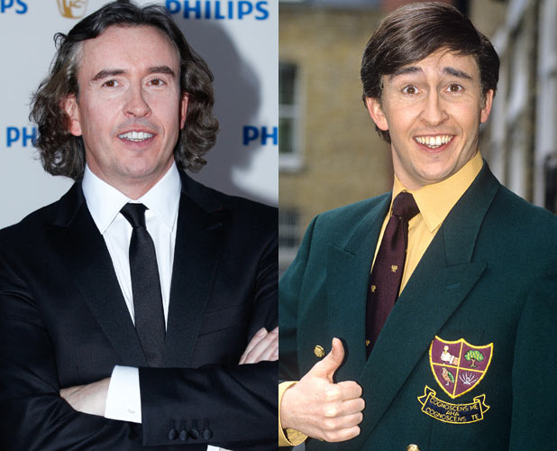 Alan Partridge, Steve Coogan