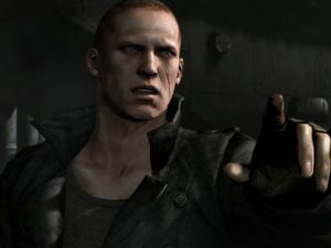 Resident Evil 6 Mystery Man