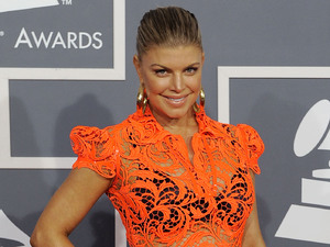 Fergie, Grammys 2012