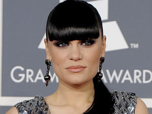 The 54th Annual Grammy Awards: Red Carpet: Jessie J