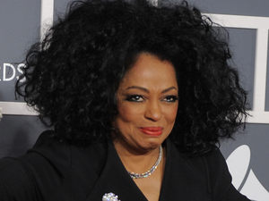 The 54th Annual Grammy Awards: Red Carpet: Diana Ross