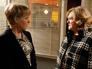 Anne warns Sally that Frank doesn't really care for her