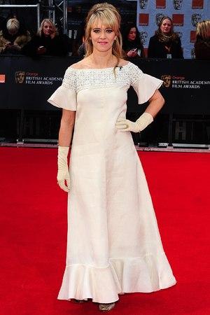 Edith Bowman, BAFTA 2012
