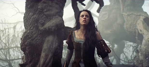 Kristen Stewart, Snow White and the Huntsman