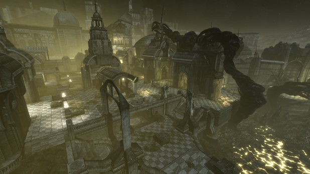 Gears of War 3 'Forces of Nature' DLC: Jacinto Flythrough