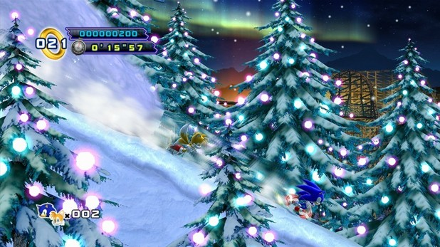 Sonic the Hedgehog 4: Episode 2 screenshots