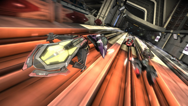 'WipEout 2048' screenshot