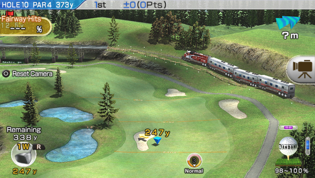 Gaming Review: Everybody's Golf 
