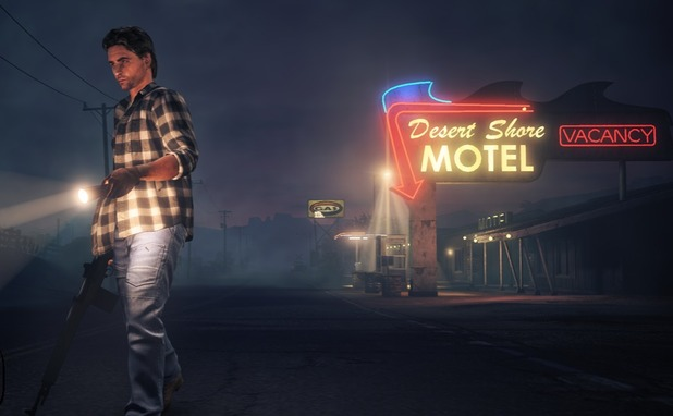 Alan Wake's American Nightmare Screenshot